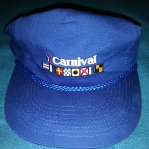 Other - Carnival Cruise Strapback